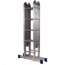 Лестница трансформер 2х4+2х5 ступеней