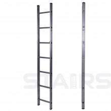 Лестница односекционная приставная 7 ступеней