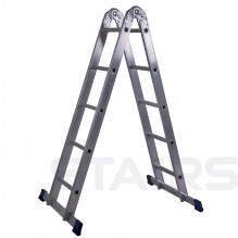 Лестница трансформер 2х5 ступеней