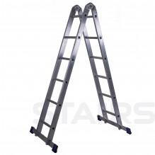 Лестница трансформер 2х6 ступеней