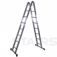 Лестница трансформер 2х8 ступеней